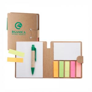 notes personalizat carton reciclabil