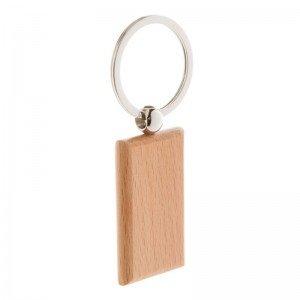 breloc din lemn