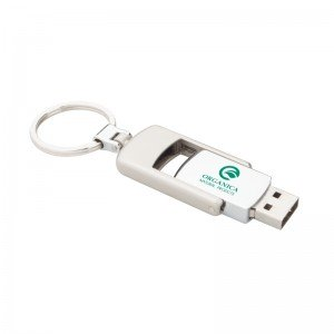 USB metalic tip breloc 4 GB