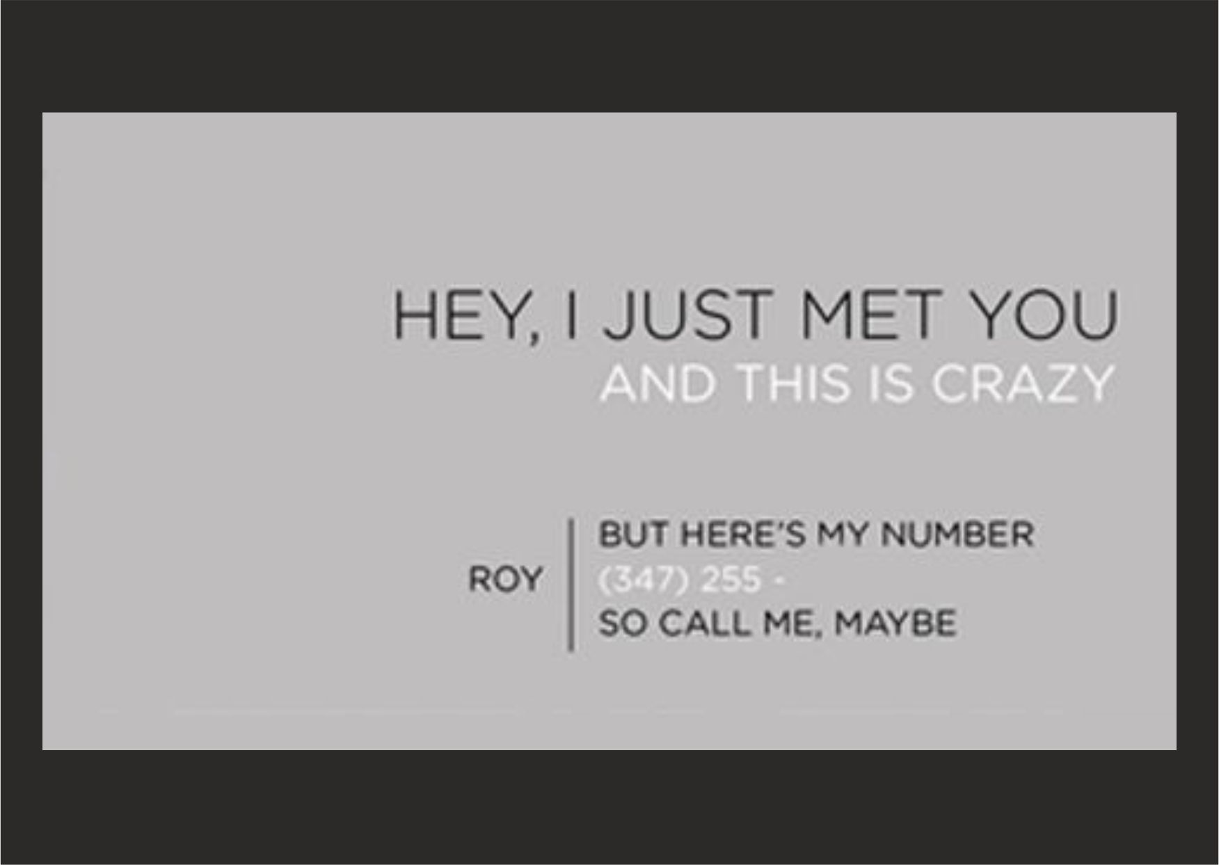 carte de vizita call me maybe 04
