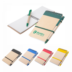 notes personalizat hartie reciclabila