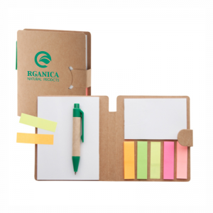 notes personalizat carton reciclabil
